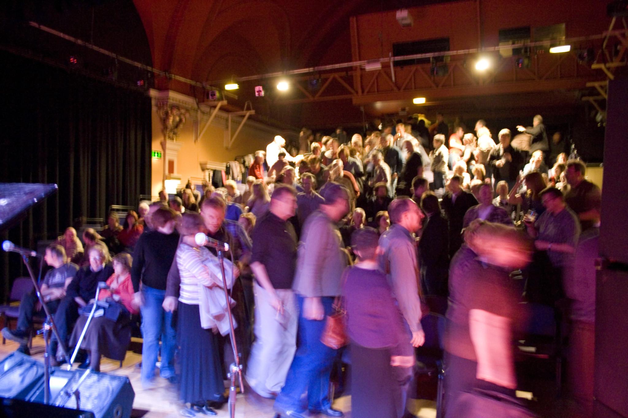 Image showing events atThe Met, Bury