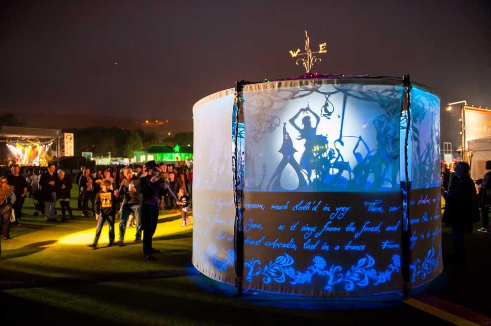 Ramsbottom Festival Silhouette Theatre