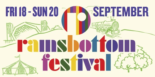 Logo for Ramsbottom Festival