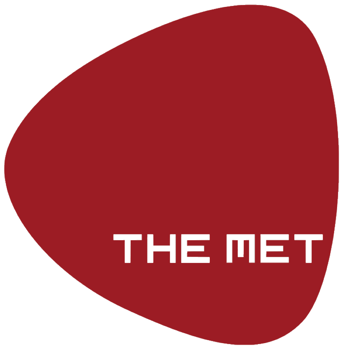 Logo for The Met, Bury